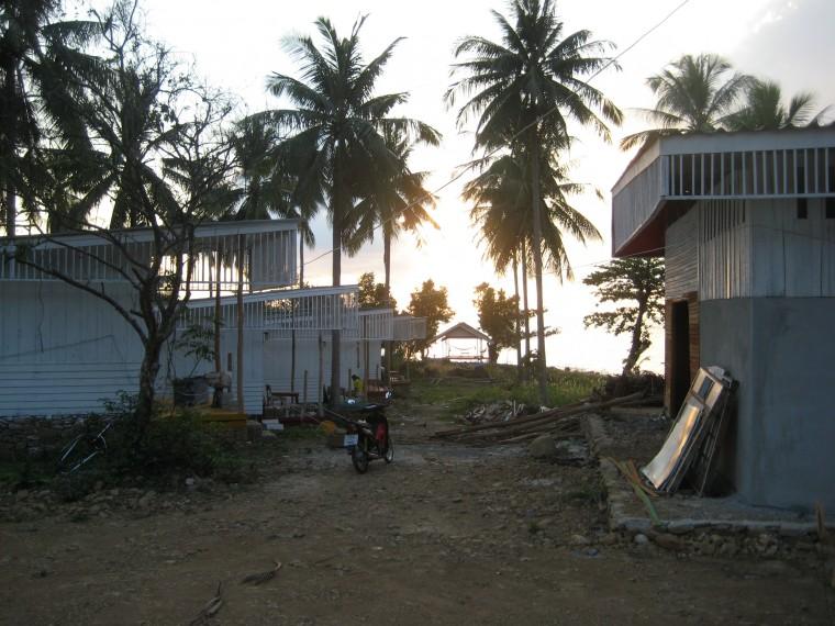 Beach Development