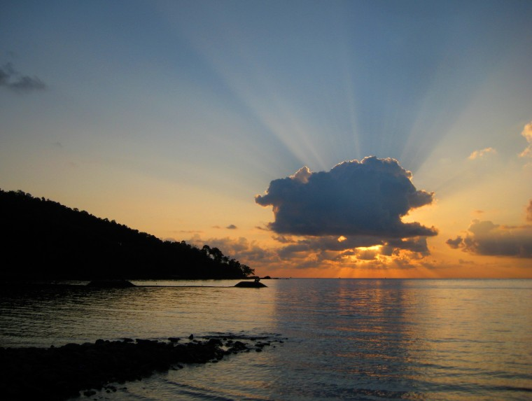 sunset-koh-chang